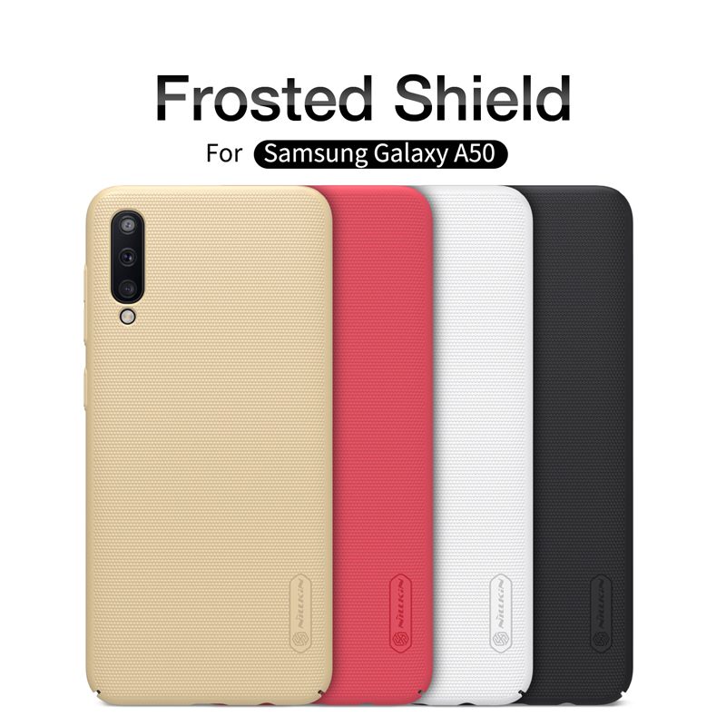 Case For Samsung Galaxy A50 NILLKIN Super Frosted Shield Matte back cover for Samsung A10S A50 A70 A60 A40 A30 A20 A10
