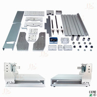 Free Tax To EU High Quality CNC Router Frame 3020T With Trapezoidal Screw DIY CNC Router