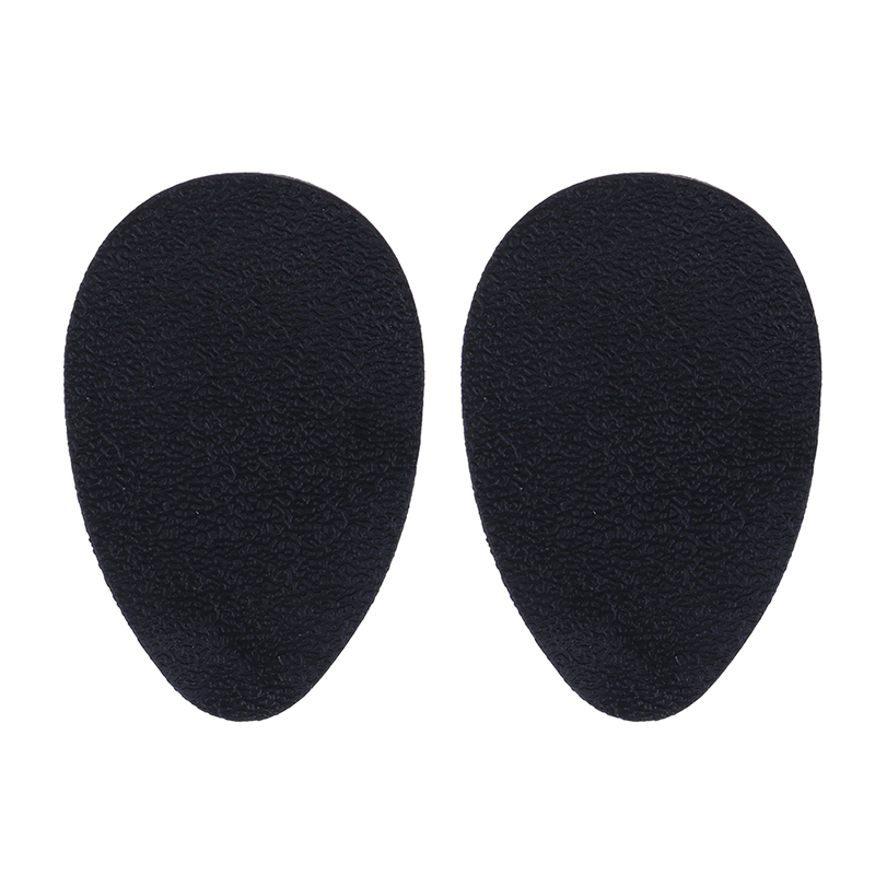 One Pair Non-slip Anti Slip Pad Ground Grip Under Soles Stick  Rubber Sole Protectors Self-Adhesive Shoes Pads Mats