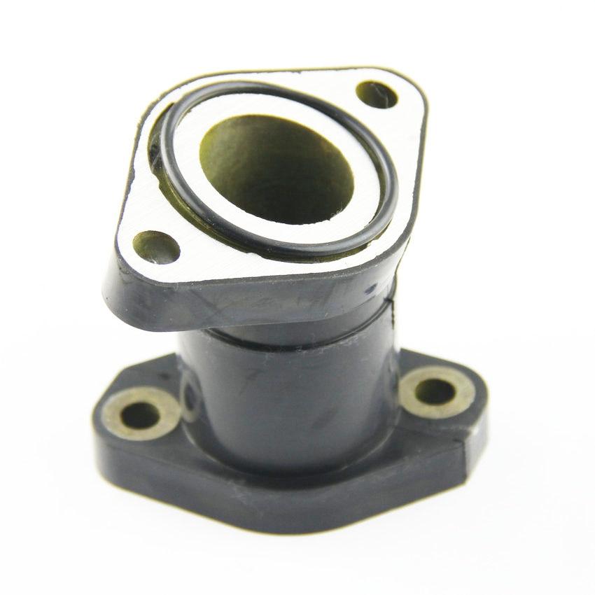 motorcycle Carburetor Intake Glue Manifold Boots For YAMAHA YFM350ER MOTO-4 350 1987-1995 Interface