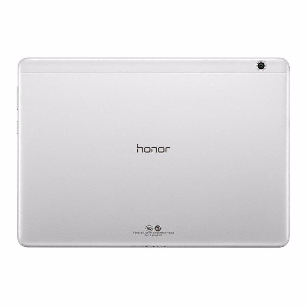 Оригинальные планшеты 9,6 дюймов Huawei MediaPad T3 10 AGS W09 планшетный ПК 2 ГБ 3 ГБ/16 ГБ 32 ГБ EMUI 5,1 Qualcomm SnapDragon 425 четырехъядерный - 3