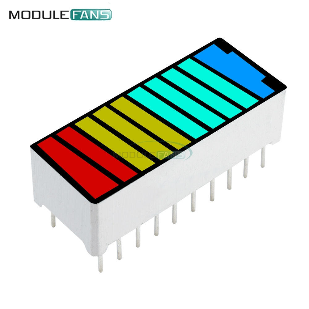 Buy 200pcs Orignal Smd 1n4148 Ll4148 4148 Switching Temperature Sensor Circuit Using Diode Diagram 5pcs 10 Segment 4 Color Led Battery Level Bar Graph Power Display Indicator Module Red Yellow