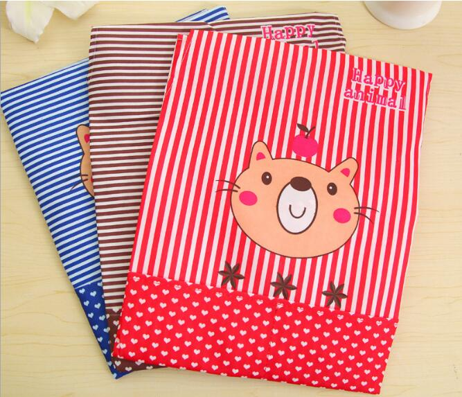 1PC Cute Women Lady Waterproof Bib Apron Dress Restaurant Home Kitchen with Pocket Cooking Cotton Smock Apron Cute Bear LF 176 in Aprons from Home Garden