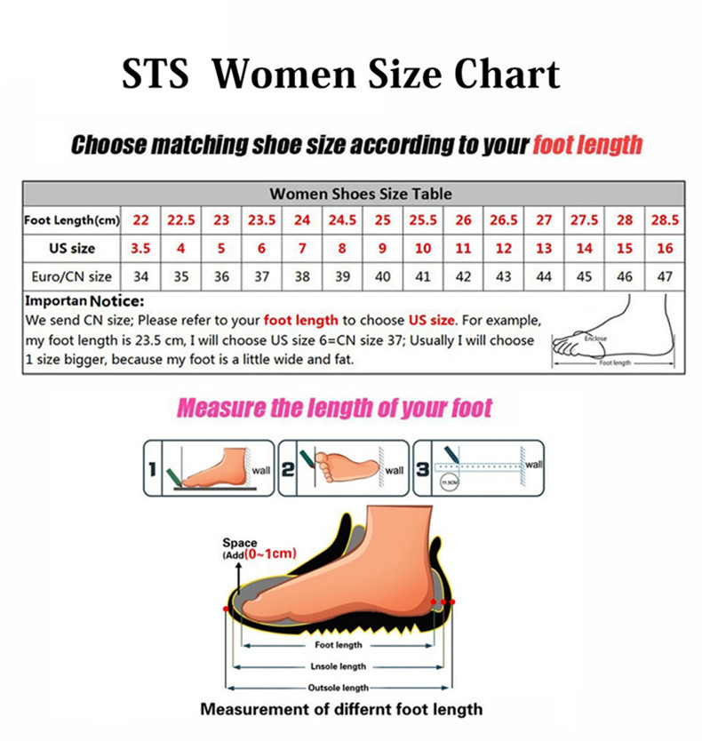 STS BRAND 2019New Fashion Suede Leather Women Snow Boots Winter Warm Plush Women's boots Waterproof Ankle Boots Flat shoes 35-42