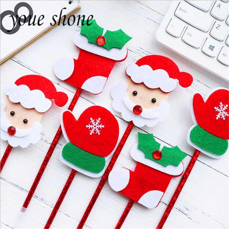 Youe Shone 3pcs Christmas Series Ballpoint Pen Christmas Gift Ideas Christmas Eve Small Gift Decoration New Ballpoint Pen Ballpoint Pens Aliexpress