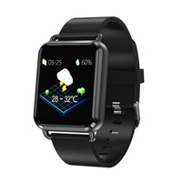 Q3 smart watch Bluetooth connection sports fitness tracker heart rate blood pressure blood oxygen for Android & IOS smart watch