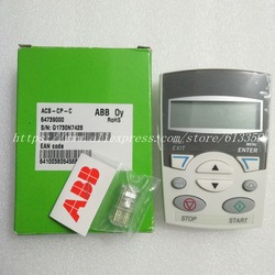 ACS-CP-C Englisch Panel ABB Inverter Betriebs Panels Display ACS510/550/355/350 100% Neue & Original