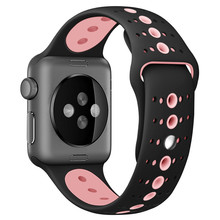 Silicone Watch Band Strap For Apple 38mm 42mm 40mm 44mm , VIOTOO Colorful for iwatch 4 3 2 1