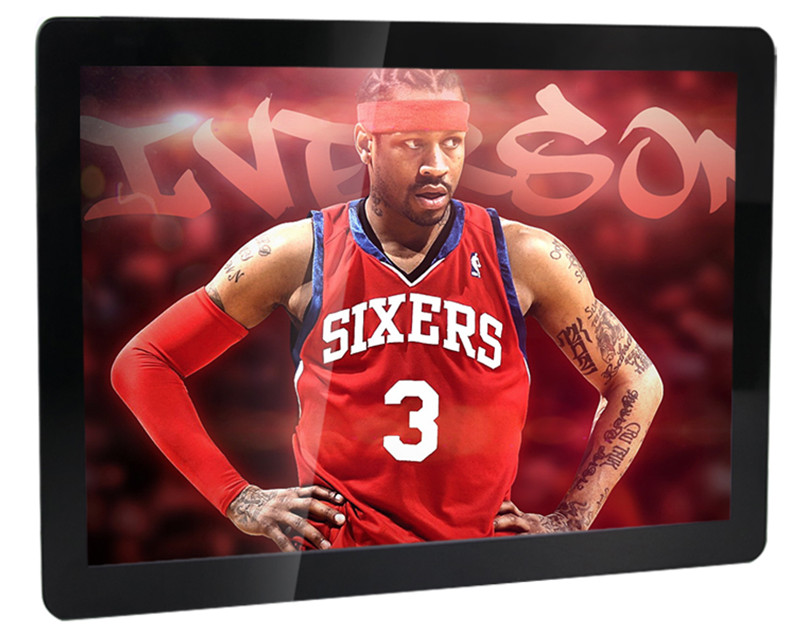 22inch LCD open frame display elevator monitor portable digital signage