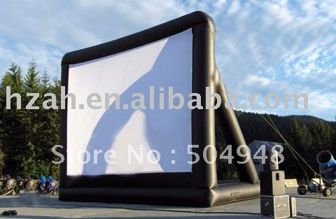 цены Giant Inflatable Film Screen for Sale