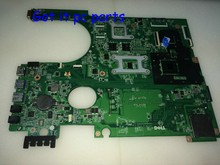 FREE SHIPPING EMS DHL NEW DA0R09MB6H1 REV : H1 Laptop Motherboard for Dell inspiron 5720 Notebook PC VIDEO CHIP N13P-GV-B-A2