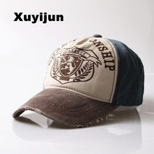3b839f98 Xuyijun 2016 fashion spring baseball cap, cotton motorcycle cap grinding do  old men and women hat multicolor