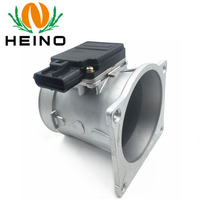 Mass Air Flow Sensor for FORD E 250 ECONOLINE LINCOLN NAVIGATOR etc. F8LZ12B579AARM/F8LF12B579AA/AFLS127RM/AFH8001A/F50Y12B579A
