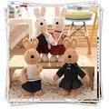Плюшевый кролик Может петь рассказать историю игрушки для детей приспешников пушистый кролик ty мягкие игрушки губка боб детские игрушки кролика