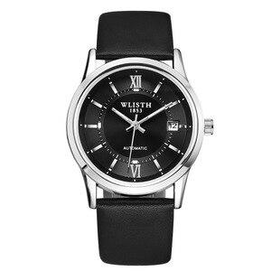 Image 3 - WLISTH reloj mecánico para hombre, automático, deportivo, el mejor regalo, 2017