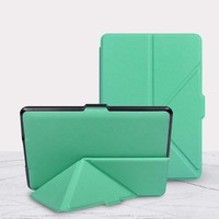 For Kindle Paperwhite 1 2 3 Cover Capa 6 Inch Case Stand PU Waterproof Drop Resistance