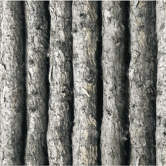 beibehang Wood Vinyl 3D Wallpaper Forest Thick Embossed Tree Wall paper Roll Home Decor tapete for background wall papier peint