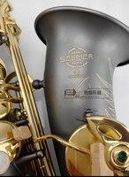 New France Selmer 54 Alto Saxophone Alto Black Nickel Gold Saxophone Music Mouthpiece Professional Grade