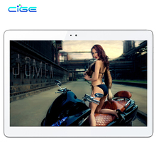 CIGE 10.1 Inch Tablet PCs Octa Core Ram 4GB Rom 64GB Android 5.1 Phone Call Tablet PC Support WCDMA / WiFi / GPS Tablet PC