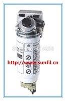 2PCS LOT Fuel Filter Diesel Engine FS19907 1433649 PL420 Head Pump FREE SHIPPING