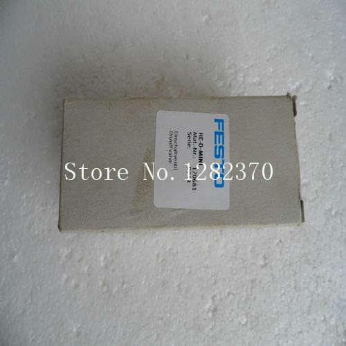 [SA] New original special sales FESTO air safety start valve HE D MINI spot 170681 2pcs/lot