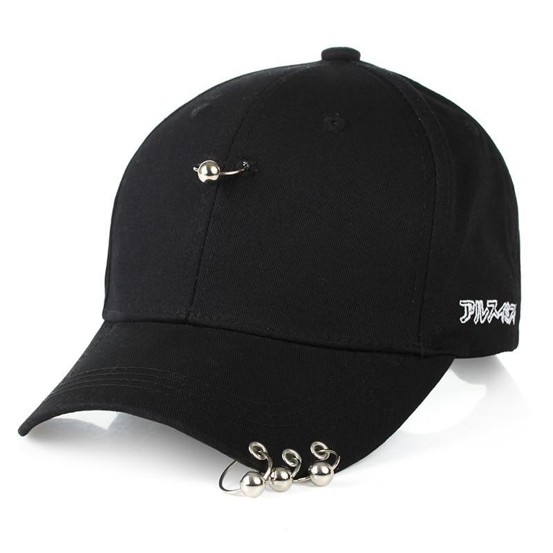 Fashion 2018 CL With Right Zhilong GD Pin Hoop Jay Park Snapback Baseball Cap Hip Hop Hat Peaked Cap Basketball Cap