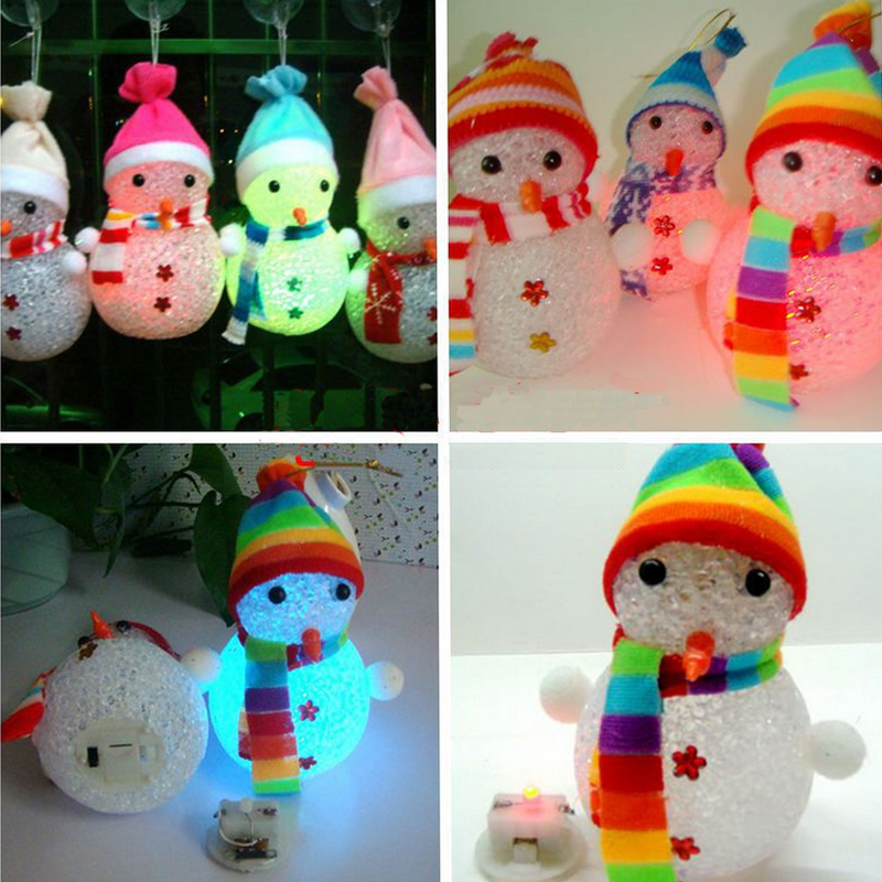 Christmas New Year Decoration 3m 9 8ft Giant Inflatable Snow Globe Snowman Santa People Go Inside Human Bubble Tent