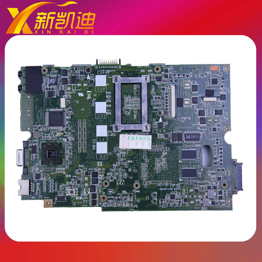 ФОТО For ASUS K50AD 100% Original laptop motherboard tested good Warranty 45days 50% shipping off