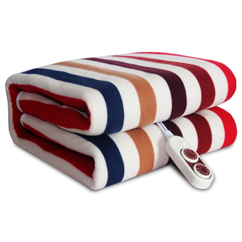 Image 2 - Electric Blanket Thicker Heater Double Body Warmer 150*120cm Heated Blanket Thermostat Electric Heating Blanket Electric Heating-in Electric Heaters from Home Appliances