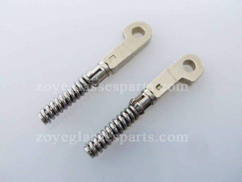 1.3mm spring insert for eyeglass spring hinge repairing TX-010, eyeglass repairing hinge parts TX-010
