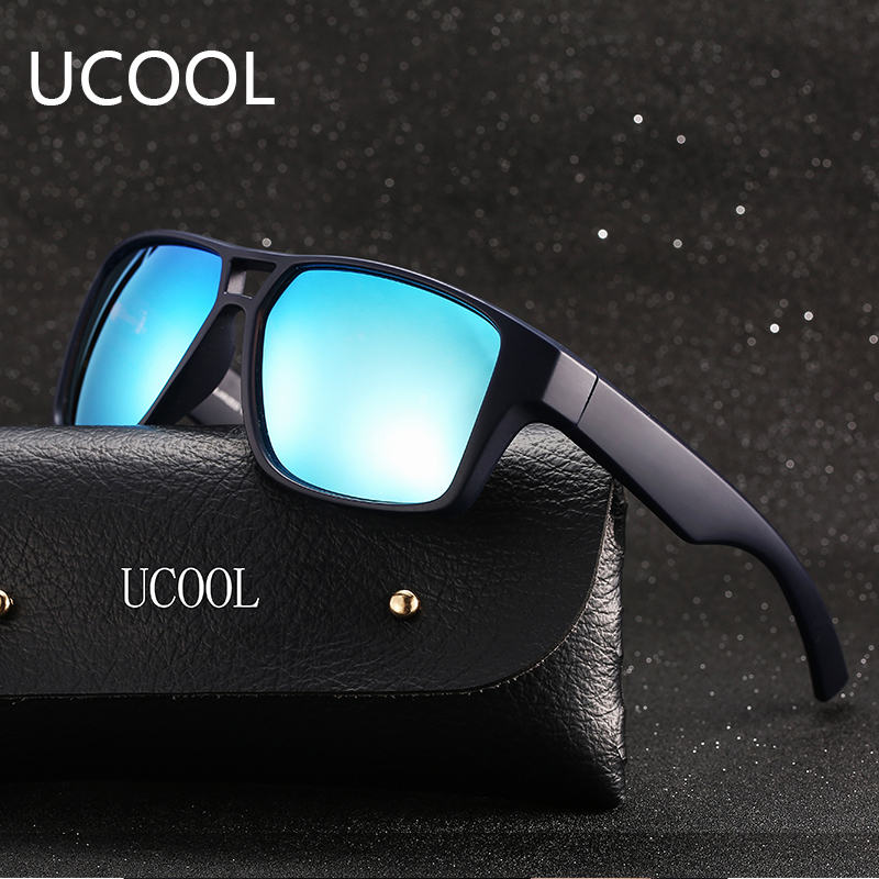 0dac567d29 UCOOL Fashion Square Polarized Sunglasses Men Dragon Male Eyewear Brand  Designer Driving Sport Sunglasses Polarized Male Female-in Sunglasses from  Apparel ...