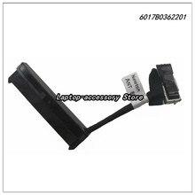 แล็ปท็อปใหม่สายเคเบิล HDD สำหรับ HP 450 455 640 650 1000 2000 6017B0362201 HDD Hard Drive CONNECTOR