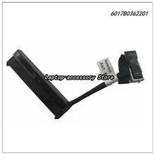 Новый кабель для жесткого диска ноутбука HP 450 455 640 650 1000 2000 6017B0362201 соединитель для жесткого диска