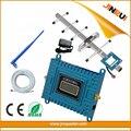 Gsm repetidor 900 mhz amplificador repetidor de señal de sinal celular 2g 900 gsm amplificador de señal con la antena Yagi y Antena de techo