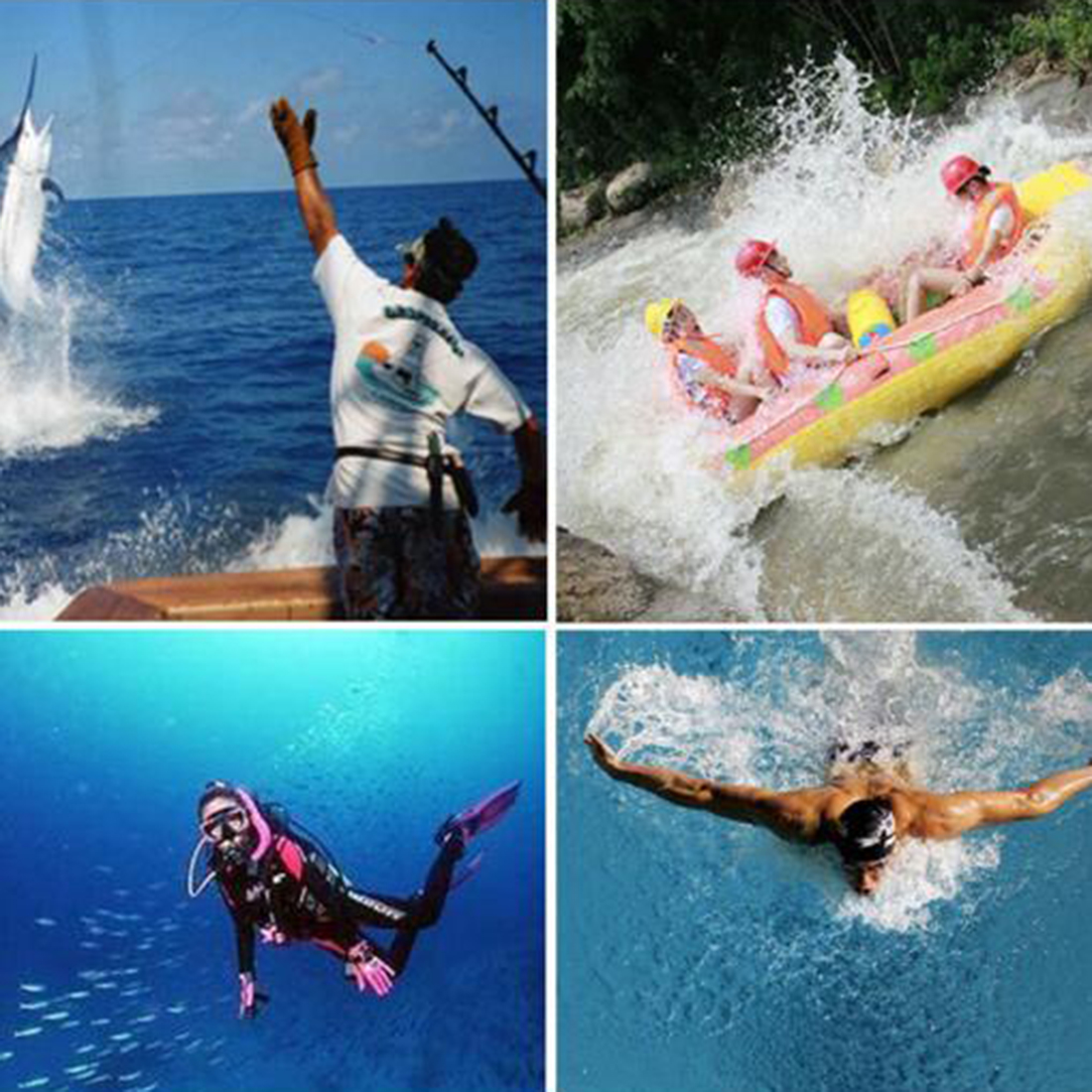 Custodia subacquea universale per iPhone 6 6S Plus 5S SE 7 7 Plus / - Organizzazione e deposito in casa - Fotografia 6