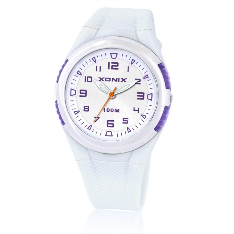 Dámské hodinky Ženy Sportovní hodinky Vodotěsné 100m Lady koupání Potápění Fashion Casual Doprava zdarma