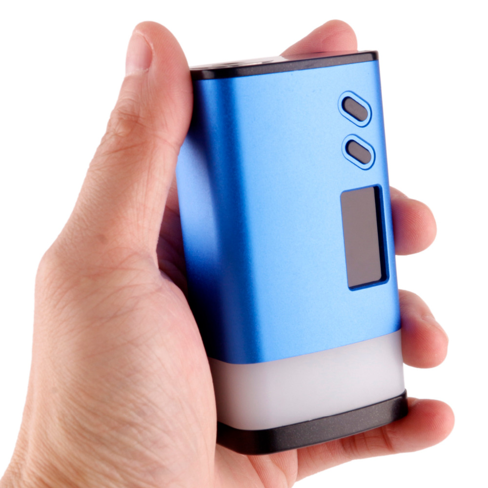 sigelei Fuchai GLO 230W TC Box MOD 230W Huge Adjustable Power button LED No 18650 Battery E-cig Vaporizer Electronic Vape Mod electronic cigarette fuchai glo vape kit comes 2 8ml slydr m atomizer tank glo 230w box mod vs sigelei 213 plus vaporizer