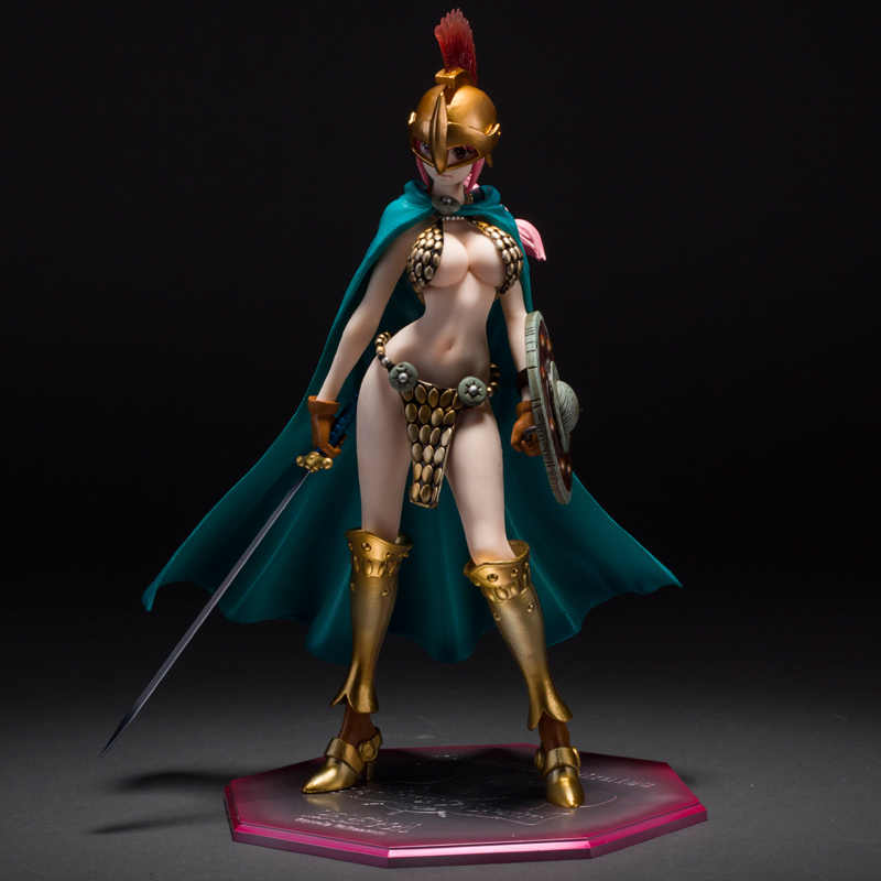 Anime japonês One Piece pop 23 CM Rebecca PVC Action Figure Sexy Pode Arrematar Collectible Modelo Brinquedos sem caixa