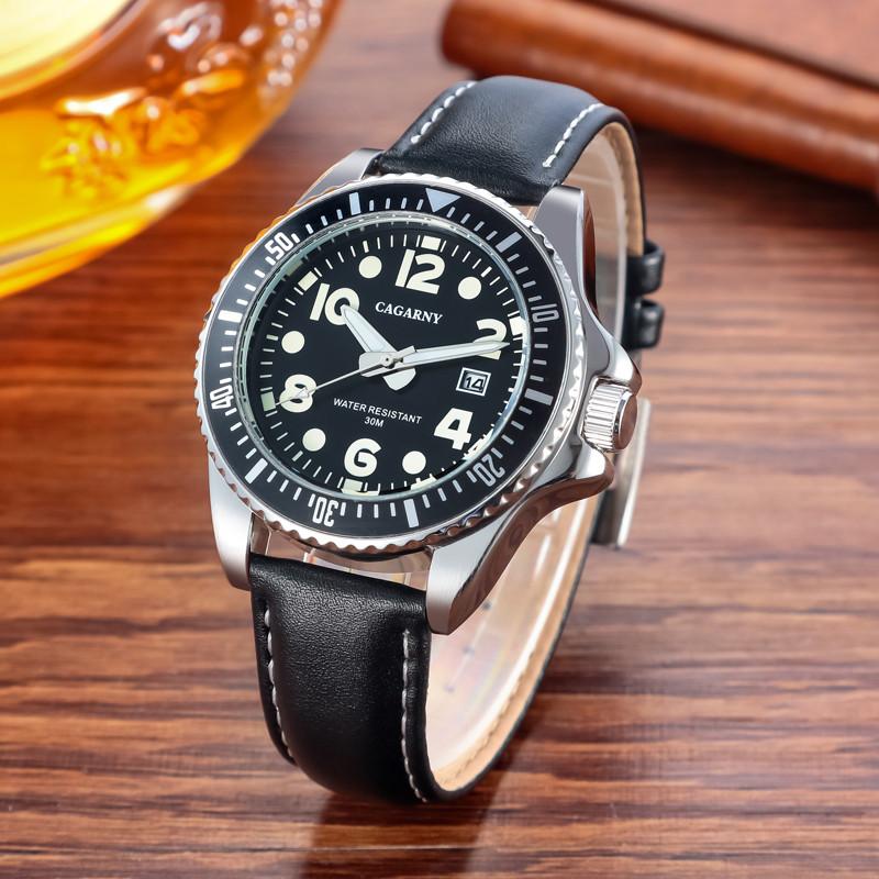 role classic design quartz watch for men  (7)