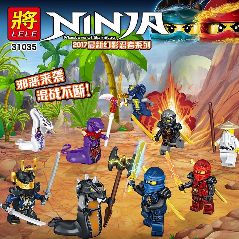 Online Get Cheap Lego Ninjago Sets Aliexpress Com
