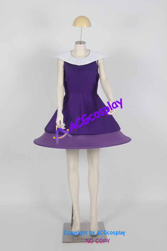 The Jetsons Jane Jetson Cosplay Costume Include Form Fitting Pants Acgcosplay