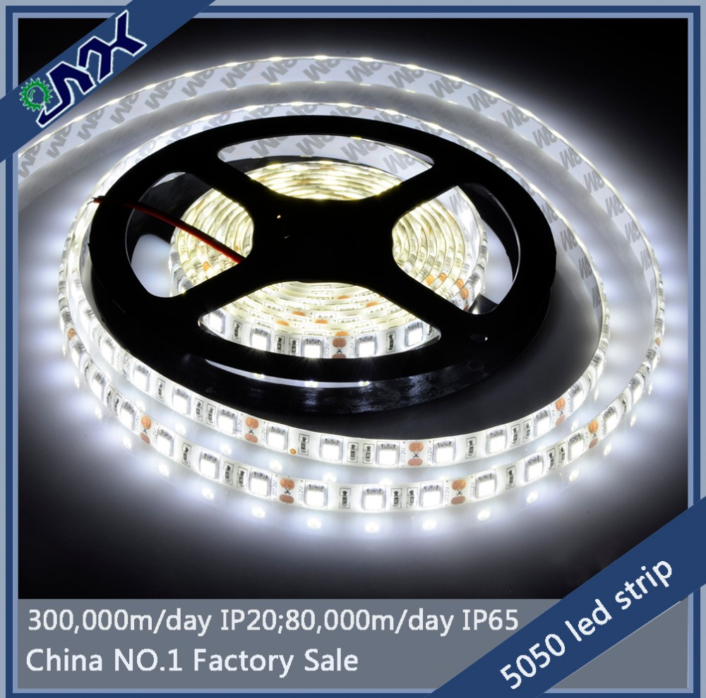 Outdoor Waterproof Solar Led Strip Light Smd 5050 5m