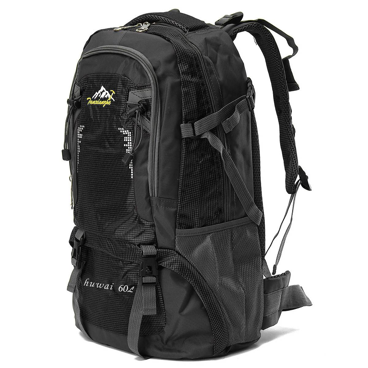 OUTERDO Waterproof Nylon MTB Cycling Sport Backpack Unisex Wearable Bike Backpack Bicycle Large Capacity Bags Accessories 15l large capacity unisex waterproof nylon cycling bag mtb bike sports running backpack outdoor hiking sports backpack paquete