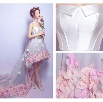 Beauty Emily Fancy Formal Evening Dresses 2018 tulle Party Prom dresses for graduation Elegant Vestido De Festa Prom Gowns