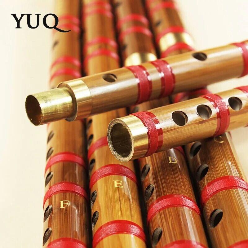 YUQUE Bamboefluit beginner Houtblazers dizi Muziekinstrumenten C D E - Muziekinstrumenten - Foto 5