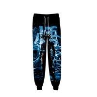 2019 DRAGON BALL The New Cosplay Warm Pop 3D Fashion High Quality Casual Warm Pants Slim New