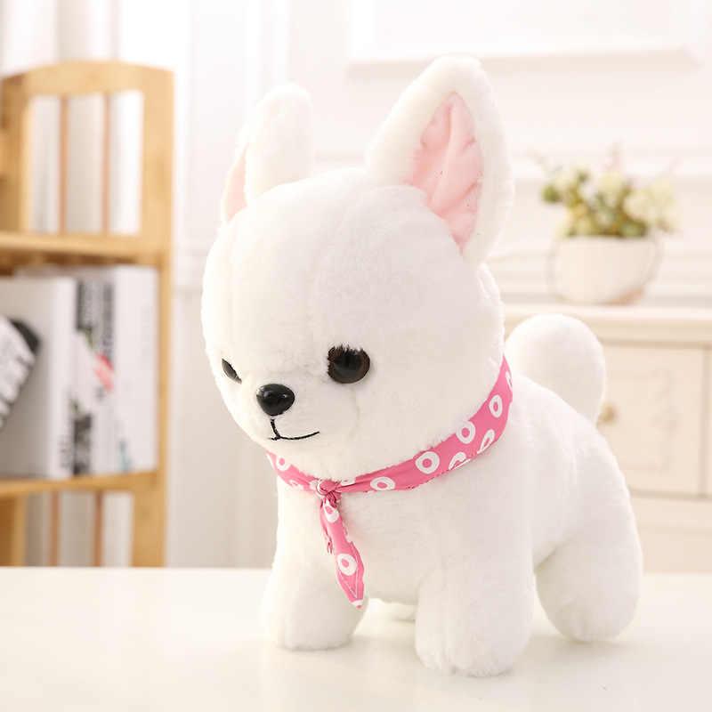 Новый милый 1 шт. большой 35 см забавная собака 5 Братья Плюшевые игрушки Шиба игрушка Сиба-ину высокого качества мягкие для верных животных Kawaii щенок дети подарок