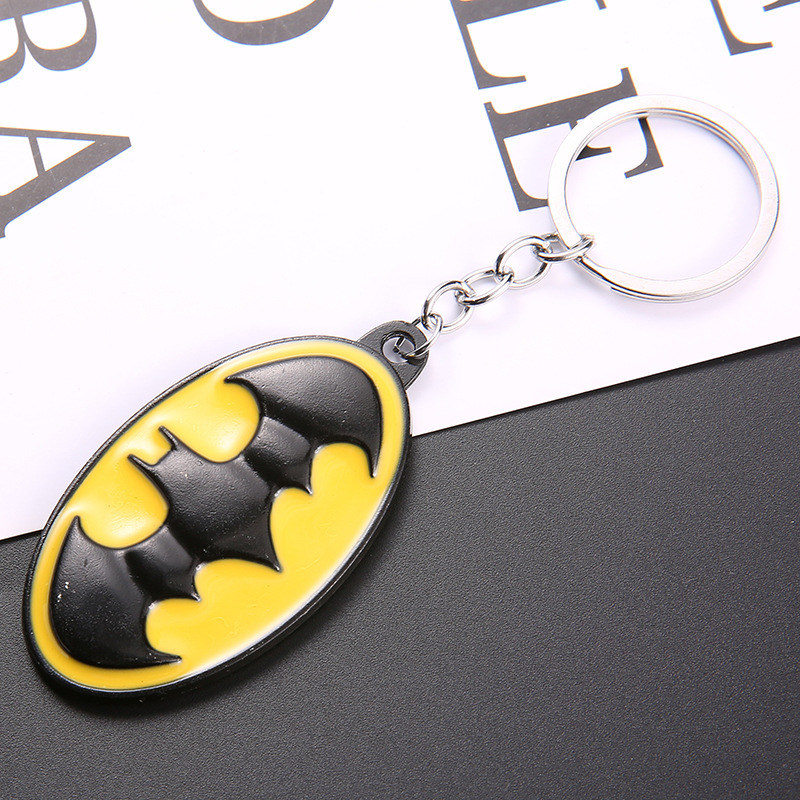 Batman Mask Keychain (4)