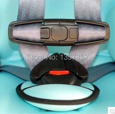 Free shipping car seat belt buckle / regulator retainer clip snaps ...