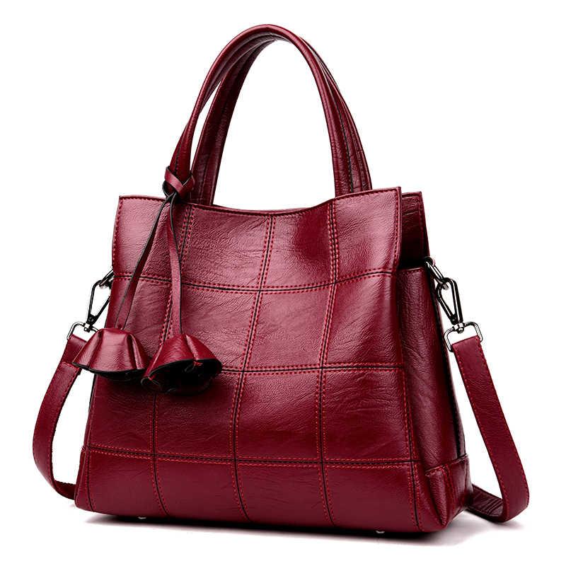 fbeb5ba18c5a Роскошные Сумки Для женщин сумки дизайнер из натуральной кожаные сумочки  Для женщин сумка женская через плечо